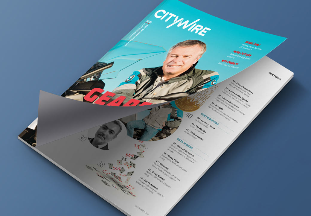 Citywire Americas Magazine Issue 22