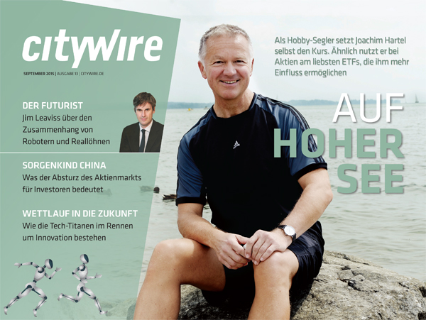 Citywire Deutschland Magazine Issue 13