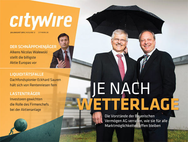 Citywire Deutschland Magazine Issue 12