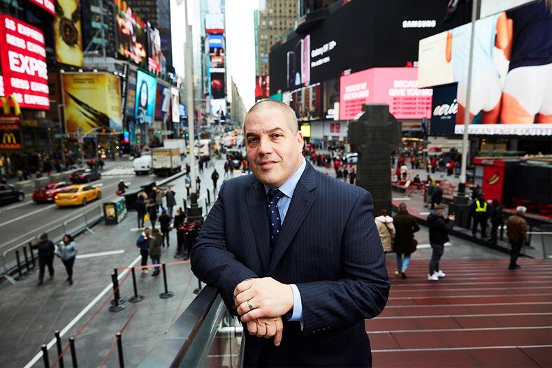 Top Cop: How Bill Gambardella patrols Morgan Stanley's portfolio