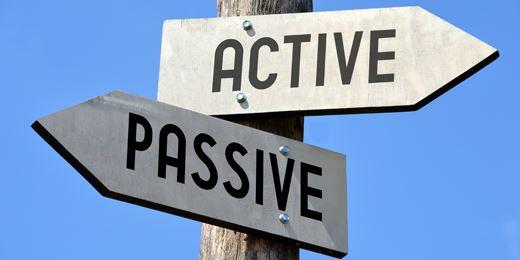 L'angolo del consulente – Gestione passiva: consulente attivo, gestione attiva: consulente passivo