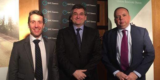 El grupo GVC Gaesco incorpora a Santiago Vázquez