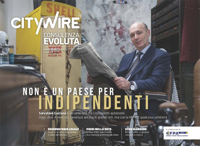 Citywire Consulenza Evoluta magazine Issue 22