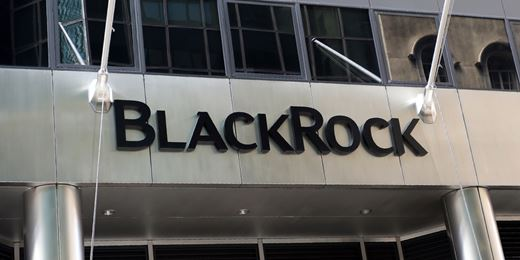 BlackRock assets climb above $6tn on record inflows