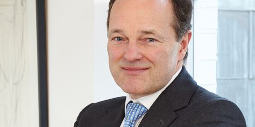 Sandaire chair Alex Scott to step down