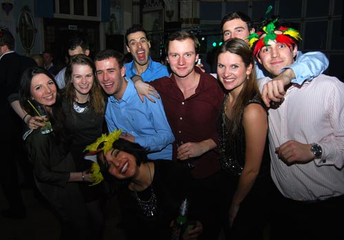 Citywire Christmas Party