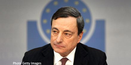 Draghi drags FTSE higher with stimulus remarks