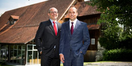 Zugerberg Finanz: how small and medium clients propelled us to the top