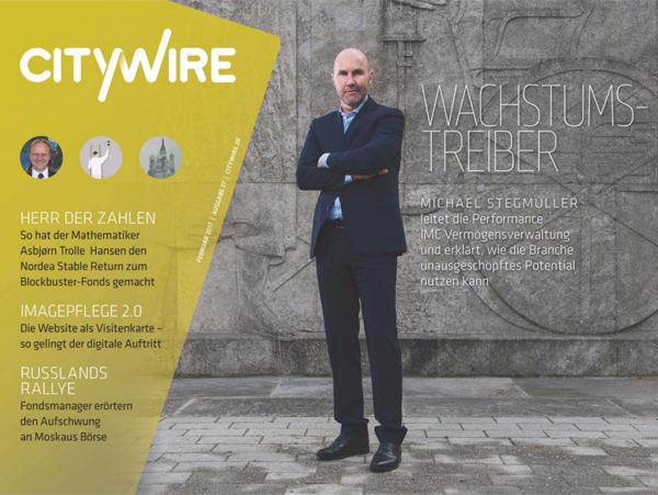 Citywire Deutschland Magazine Issue 27