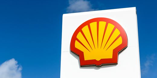 Shell falls as profits soar but cash flow disappoints