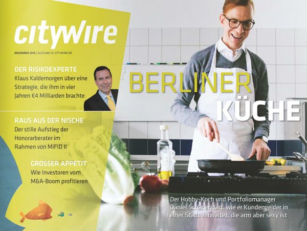 Citywire Deutschland Magazine Issue 16