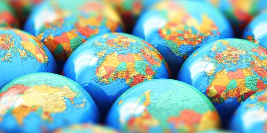 McLean: globalisation is not the natural order