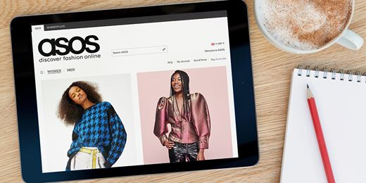 FTSE falls as Asos crash sends shivers through retail sector