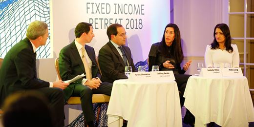 Fixed Income Retreat 2018: Präsentationen
