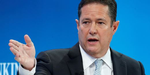 Regulators fine Barclays boss Jes Staley over whistleblower incident