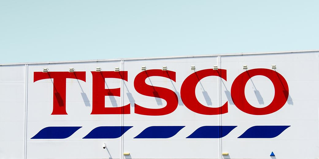 FTSE rises but Tesco falls as 'big four' lose market share
