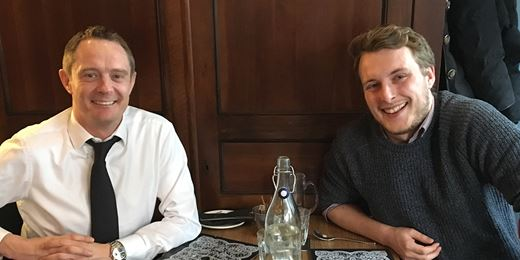 Pub Club: At The Scran and Scallie with Malloch Melville's Jeremy Balfour-Melville