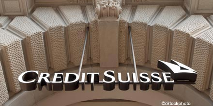 Credit Suisse shakes up board for new private banking & wealth division