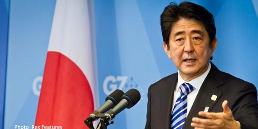 Japan fund managers bet on Abe victory