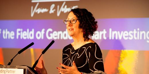 UK at 'tipping point' for gender lens investing