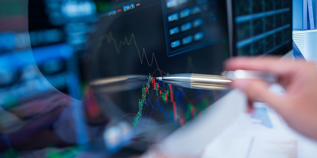 Overnight Markets: US stocks mostly down amid global growth concerns