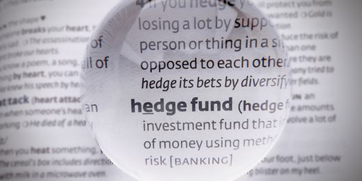 HNWIs keen to increase 'hedge fund' exposure thanks to strong performance