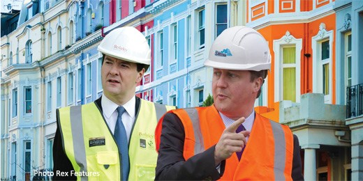 Firm foundations: Tory win builds up hope for property fund managers