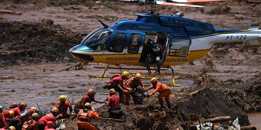 Funds hit by Vale's dive after Brazil's deadly dam disaster
