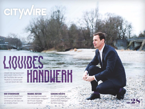 Citywire Deutschland Magazine Issue 28