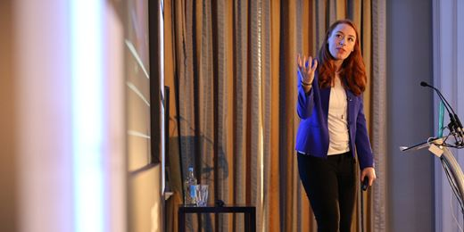 Citywire North 2017 presentation: Hannah Fry