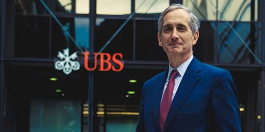 Profile: The CEO unlocking UBS's wealth potential