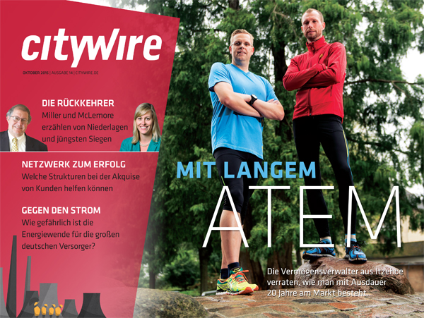 Citywire Deutschland Magazine Issue 14