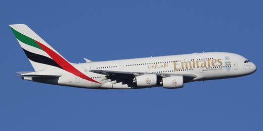 Plane funds dive after Emirates slashes 'super jumbo' order