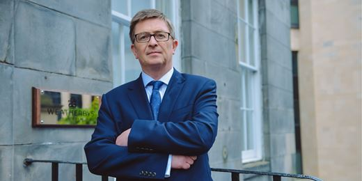 Profile: Weatherbys' Edinburgh boss on making waves in Scotland