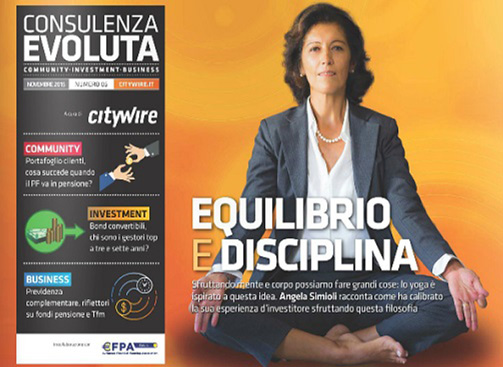 Citywire Consulenza Evoluta magazine Issue 5