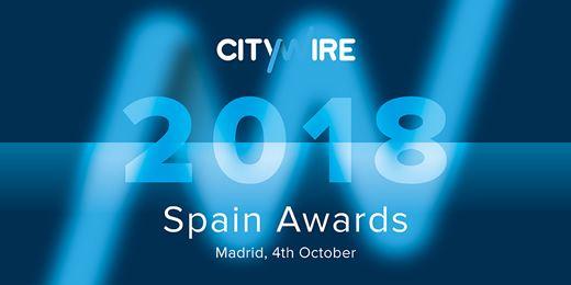 Siga en directo la ceremonia de los Premios Citywire España 2018