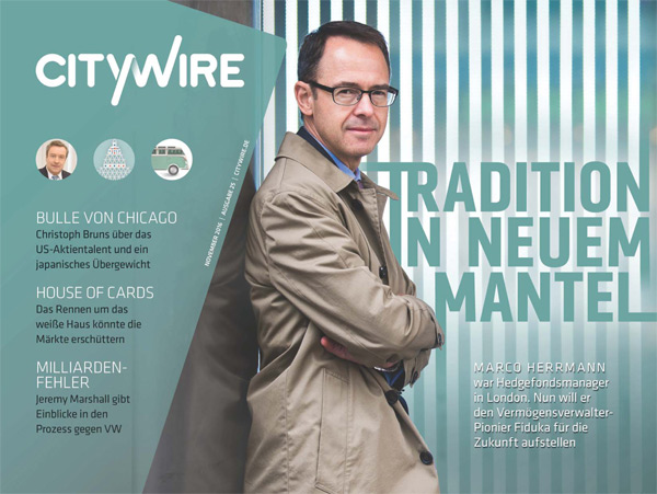 Citywire Deutschland Magazine Issue 25