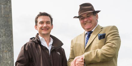 Adviser Profile: Mark Pendarves and Richard Hansell of Chetwood Wealth Management