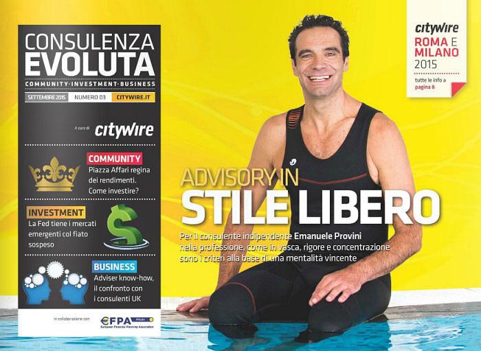 Citywire Consulenza Evoluta magazine Issue 3