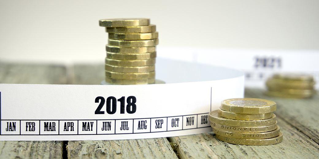 PruFund net inflows reach £6.6bn in 2018
