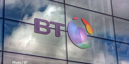 BT leads FTSE lower over pension deficit fears