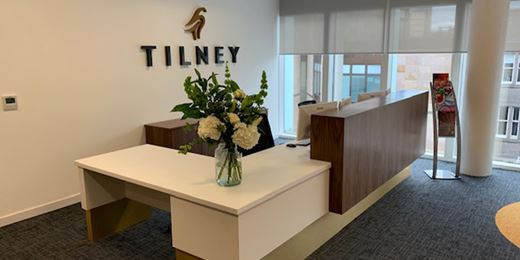 Tilney hires SLA veteran Ronnie Binnie for new Edinburgh home