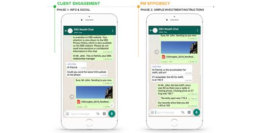 DBS launches RM-friendly service on WhatsApp and WeChat