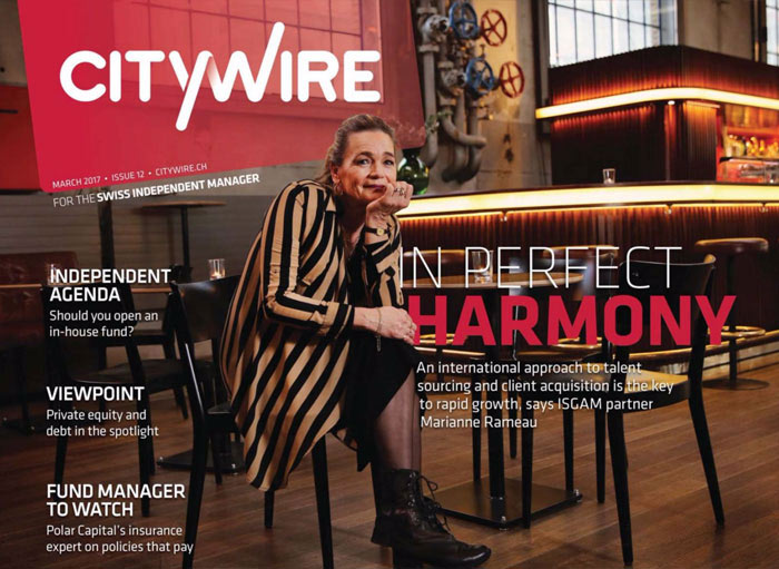 Citywire Swiss Indpendent Manager Issue 12