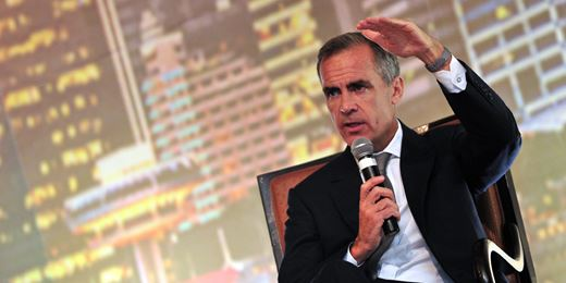 Carney set to stay as BoE governor beyond 2020