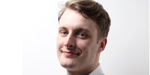 Meet Wealth Manager's latest recruit: Alex Foster