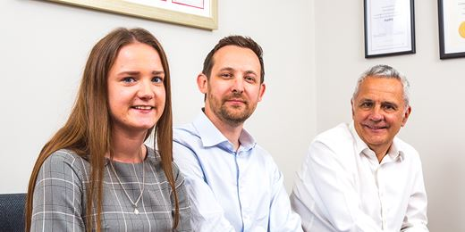 Adviser Profile: Lucy Byrom, Casey Mills and Ian Jones from TFP Financial Planning