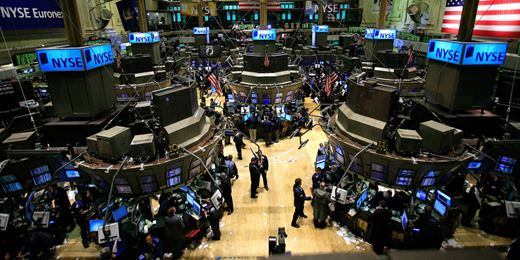 Overnight Markets: Banks and industrials lift Wall Street