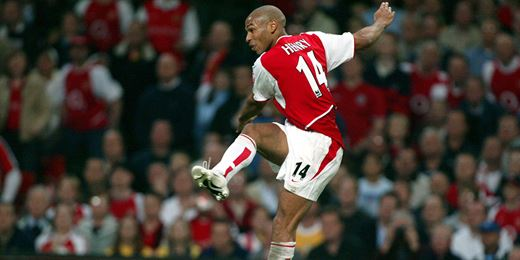 Thierry Henry's former agent loses £1.2m tax battle