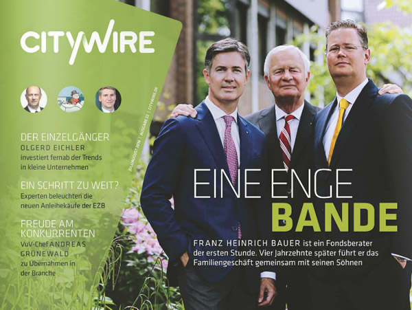 Citywire Deutschland Magazine Issue 22